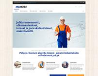 сайт для строителей