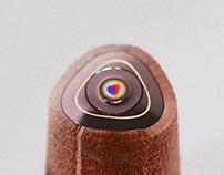 Pure 02 : Air Dehumidifier
