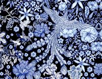 cirebon pheonix blue