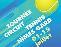 Tennis Camp poster 2017 & 2016