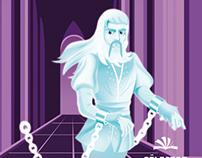 El Fantasma de Canterville. Portada Editorial Sélector