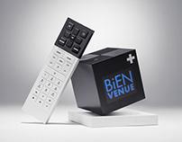 Le cube de Canal +