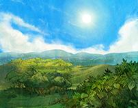 ANIMAIS - Background art
