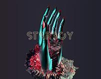 STARBOY -  COVER ARTWORK