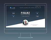 Website und Printlinie für ab-data