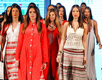Dukley collection show Montenegro Fashion week SS2016
