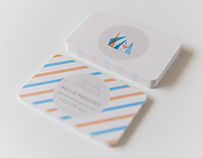 Personal Business Card - Uni (2nd Yr)