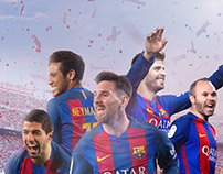 FC Barcelona projects