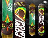 Logo & Grafica Concept Snowboarding