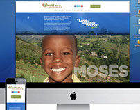 Website Development / Love A Child, Inc.