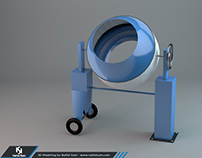 3D Modeling by Nahid Sam   www.nahidsam.com