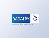 BARALBY Onkogen Dengeleyici - Ambalaj tasarımı