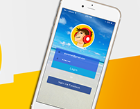 Avatar Illustrations for mobile app