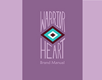 Warrior Heart Brand Design 2016