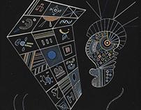 Master of abstract Art. Wassily Kandinsky