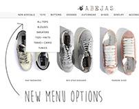 Web Re-Design