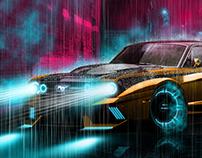 Automotive Art : VOL-1