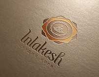 Brand Identity for Inlakesh yoga centre