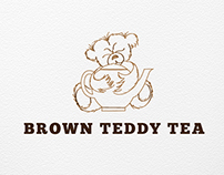 Brown Teddy Tea
