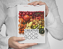 COOKBOOK with creative recipes