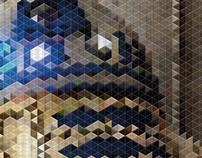 R2D2 Hexagonal Divided