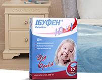 Polpharma Ukraine. Ibufen Junior