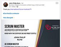 Scrum Institute Official Scrum Organization