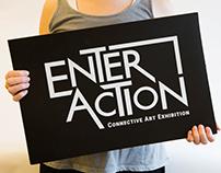 Enter Action   Art Exhibition Design