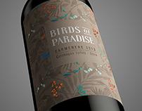 Birds of Paradise | EMILIANA VINEYARDS