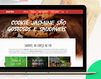 Jasmine Alimentos - portal redesign