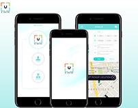 UDRIVE - Carpooling App