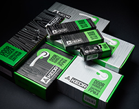 SERIES PACKAGING PRODUCTS FOR «KEDR» TRADEMARK