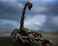 Escorpião (zbrush)