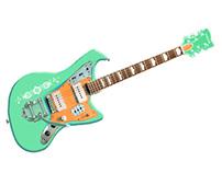 """""""Surfmaster"""" Guitar"""