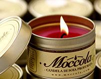 Moccola Soy Candle