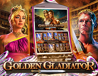"""Golden Gladiator"" - High 5 Games"