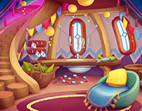 Fantasy interior