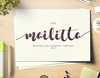 FREE Mailitta Font