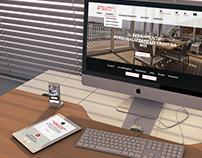 Website Ferralluminio Toffoli