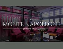 Monte Napaleone.Dolce&Gabana