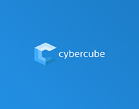 Cybercube Platform Landing Page