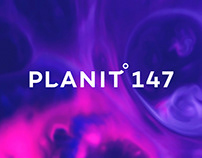 PLANIT 147 Brand Website Build
