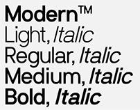 BoldType™ Istanbul — Modern (2018)