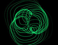 Cinema 4D Exercises - Spirographs
