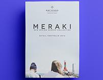 MERAKI Lookbook x MINT Studio