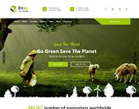 Environment Envo Web Design