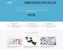 Leaf - Creative HTML5 Template