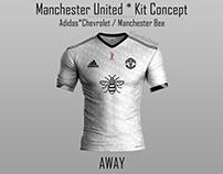Manchester United Kit Concept