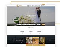 Demonti Hotel Web Arayüz Tasarımı