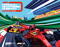 Spain Grand Prix of Formula1